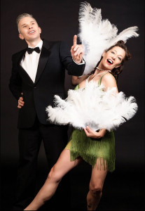 Music, song and dance duo Mary-Lou Revue Cabaret